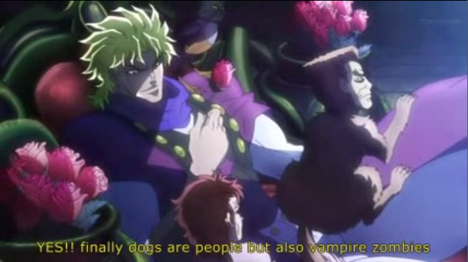 YES Finally Dou S Are Peopl But Also Ampire Zombies