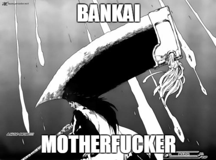 Bankai Motherfucker James Doakes Surprise Motherfucker Know