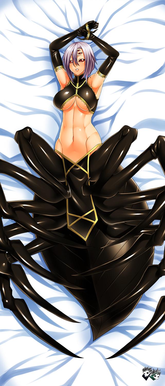 Fictional character black hair