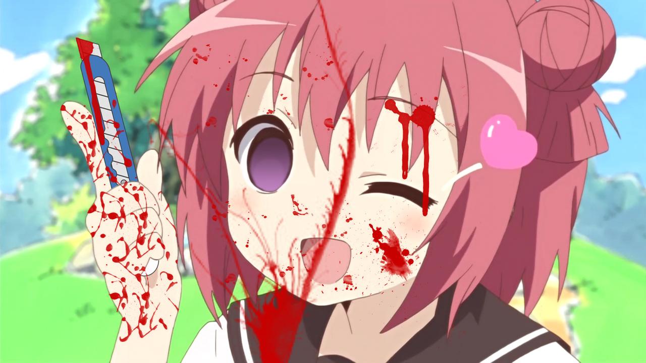 Anime Red Pink Cartoon Mangaka Fictional Character