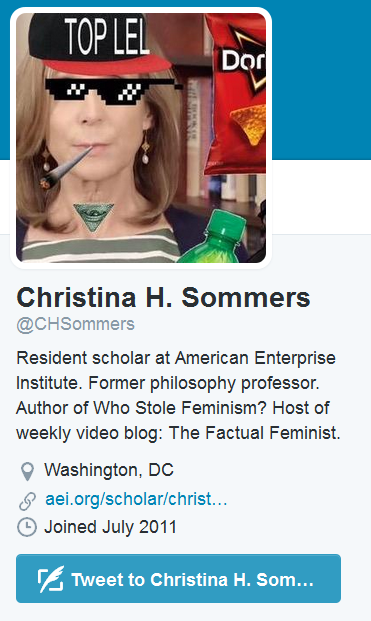 45a based mom christina hoff sommers know your meme