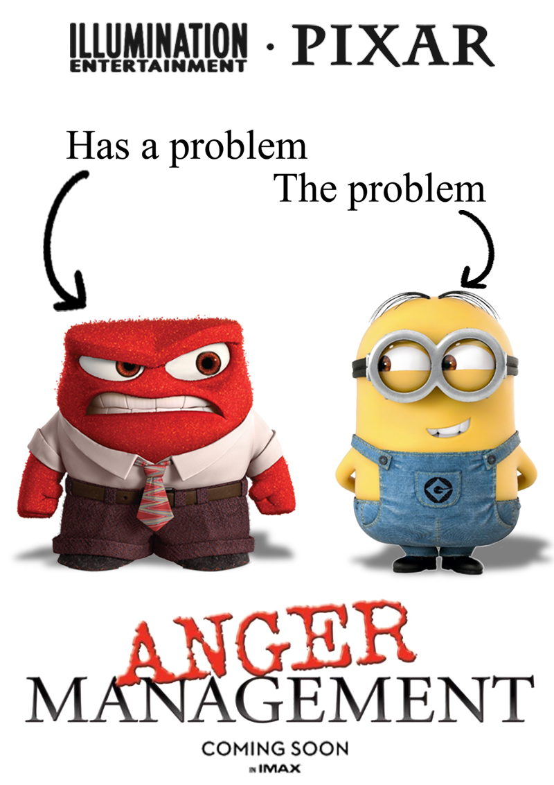 Anger Management | Minions | Know Your Meme
