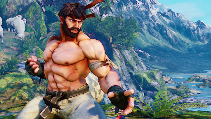 Bearded Ryu Costume Street Fighter Know Your Meme