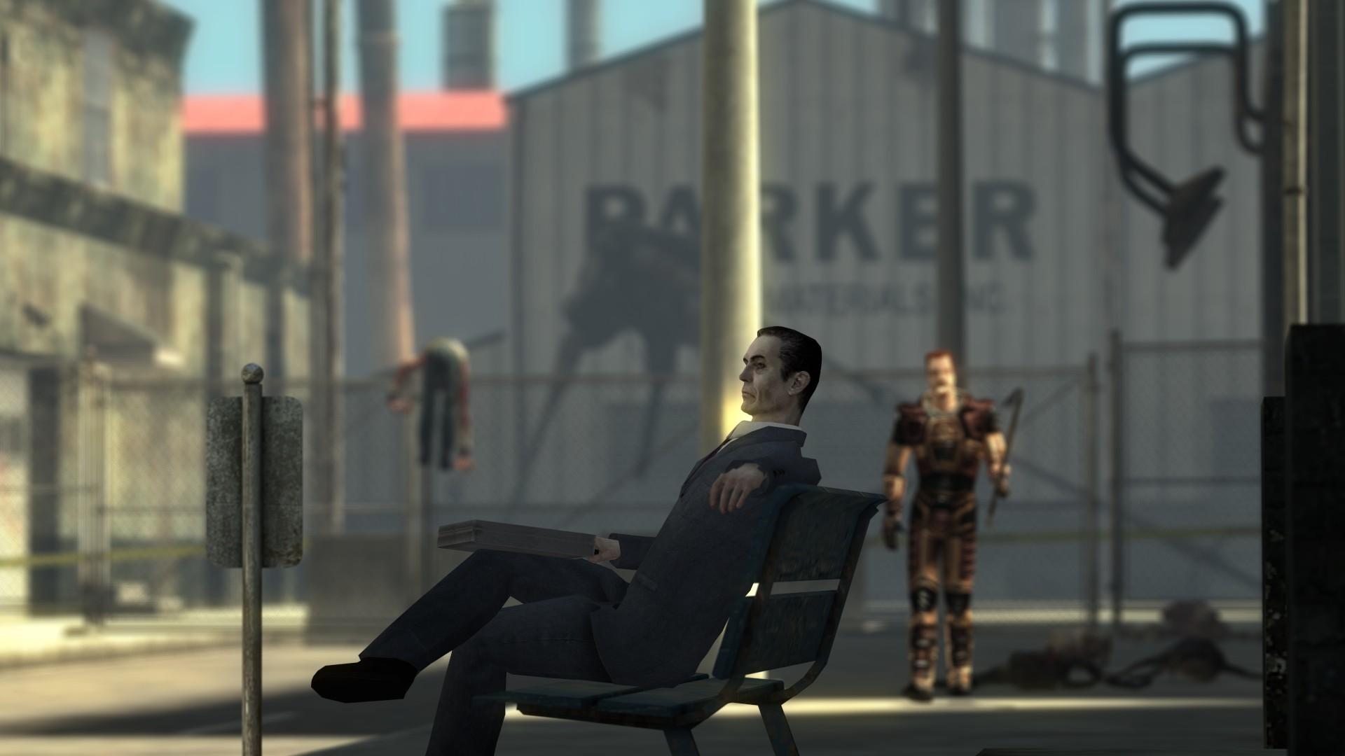 Garrys Mod Counter Strike Global Offensive Half Life 2 Urban Area