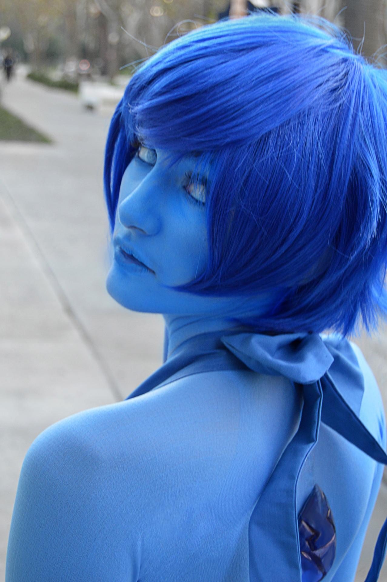 Lapis lazuli steven universe cosplay