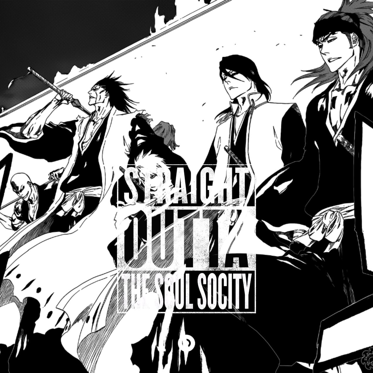 Straight Outta The Soul Socity Straight Outta Somewhere