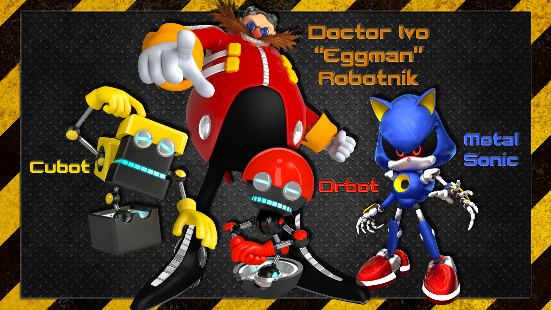 Team Eggman Sonic The Hedgehog Know Your Meme