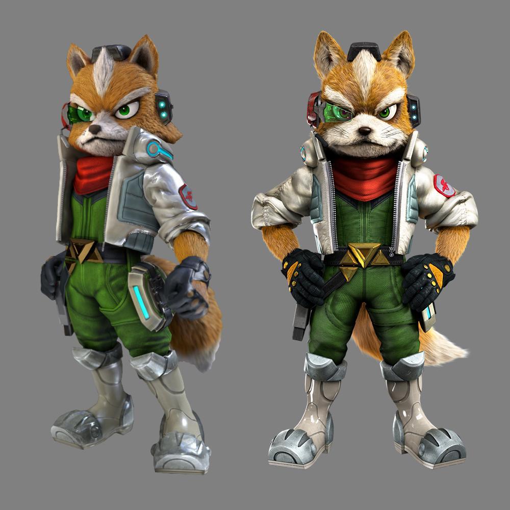 Fox Mccloud Star Fox Know Your Meme