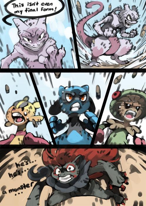 Pokegon Ball Z Pokémon Know Your Meme