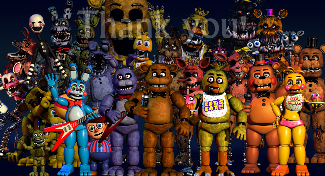 Introducing Mini Toy Withered Chica Five Nights At Freddy S Know