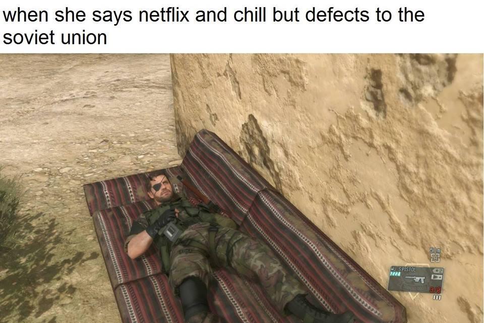 dating Netflix og chill