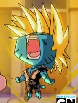 Super Saiyan 1 Gumball Is Canon Deal With It The Amazing World Of