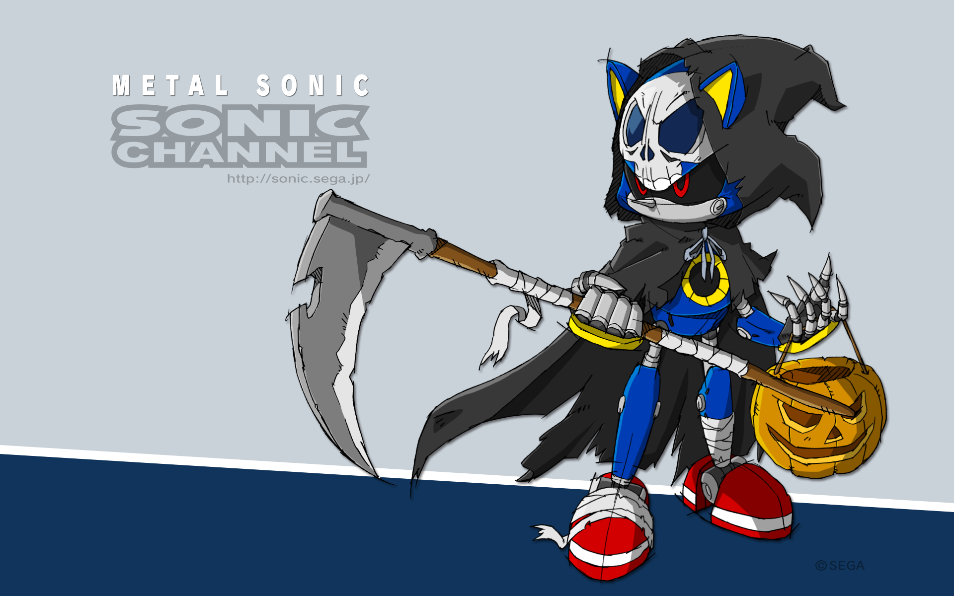 Sonic Channel October Wallpaper Sonic The Hedgehog Know Your Meme