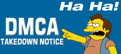 nelson says ha ha digital millenium copyright act dmca know