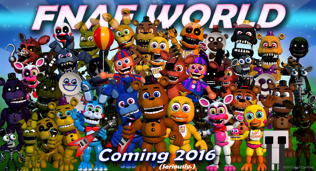 Phanthom Freddy added  | Five Nights at Freddy's | Know Your Meme