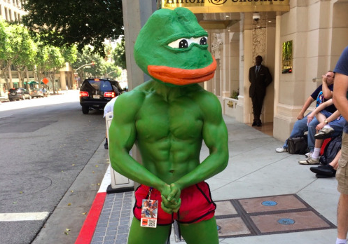 What What Feels Bad Man Sad Frog Know Your Meme