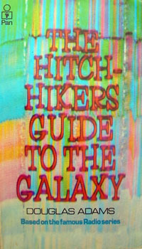 If you like the hitchhiker's guide to the galaxy by douglas adams.