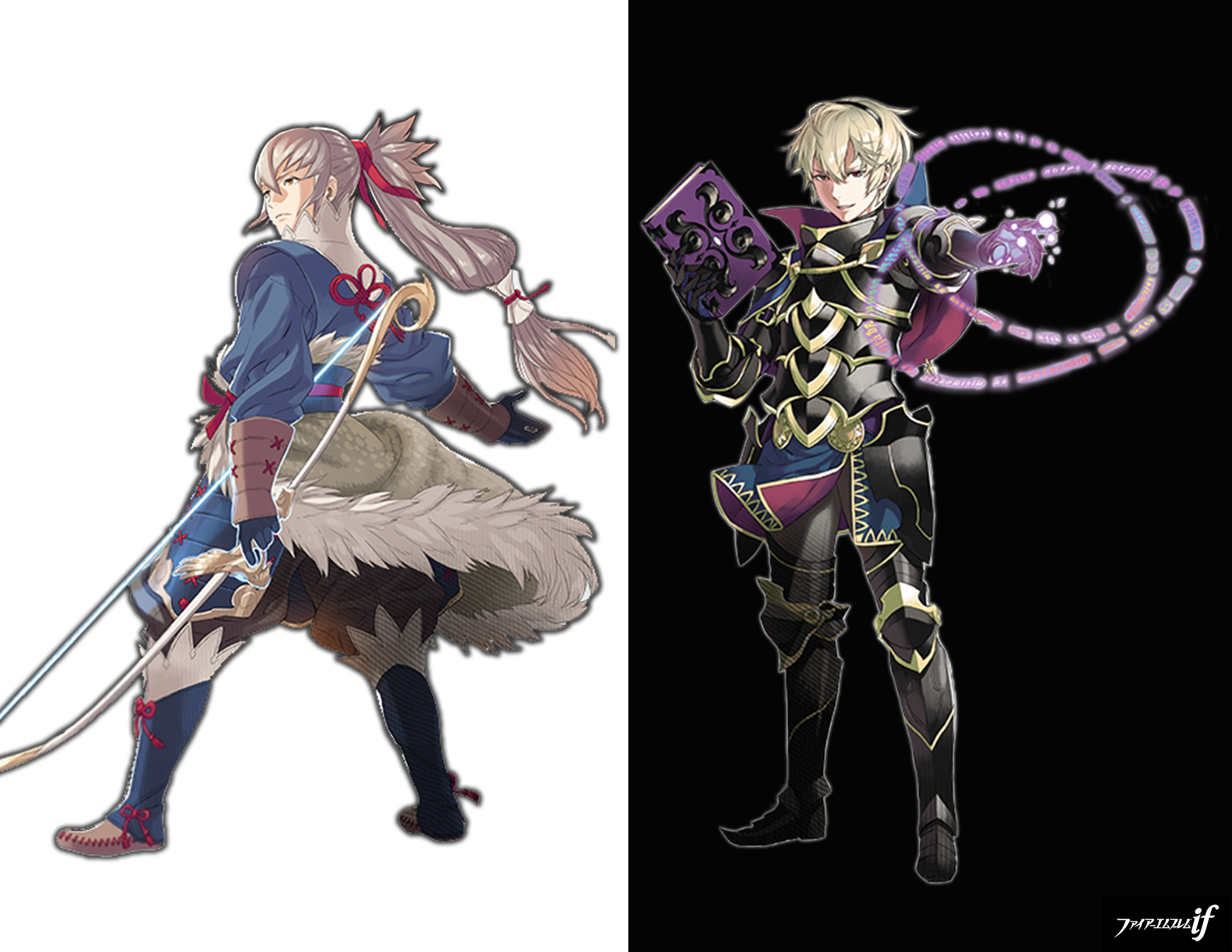 Leon And Takumi Wallpaper Fire Emblem Know Your Meme