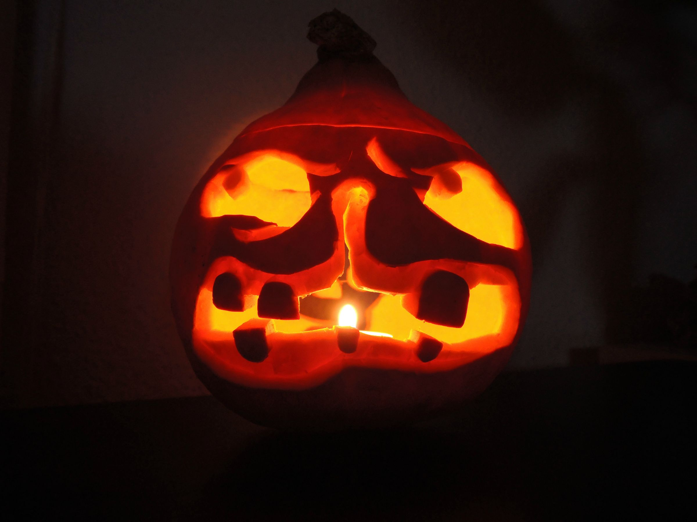 Monstr-o-Lantern By DeGraaff | Pumpkin Carving Art | Know Your Meme