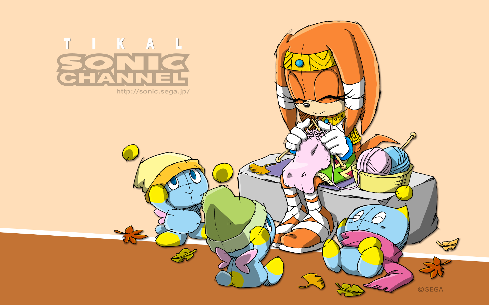 Sonic Channel November Wallpaper Sonic The Hedgehog Know Your Meme