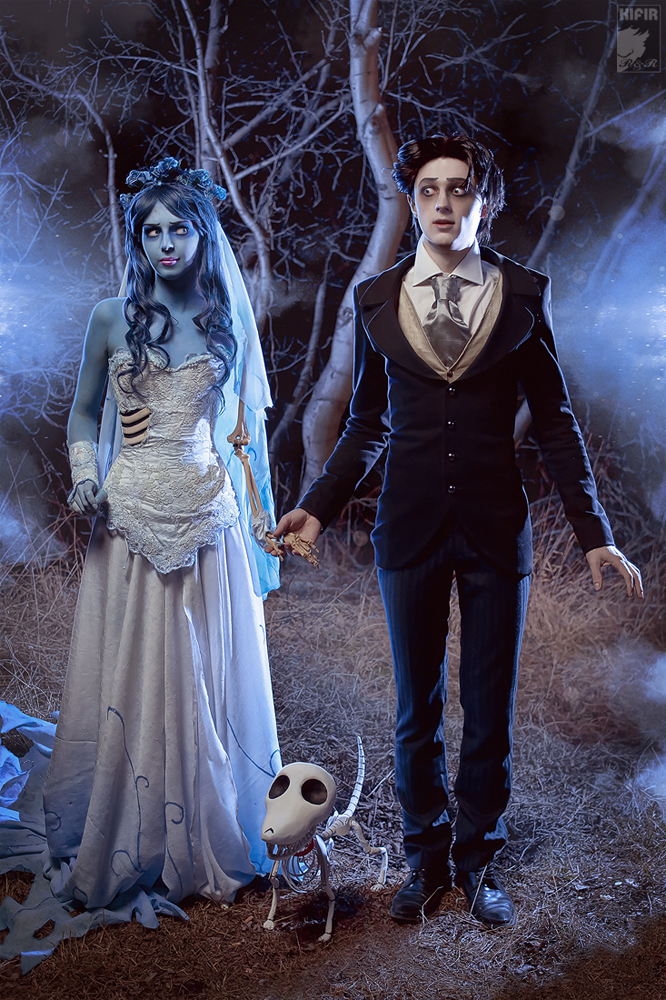 The Corpse Bride By Rei Doll Cosplay Know Your Meme
