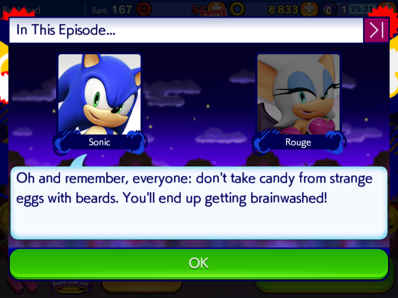 Sonic Sez Sonic The Hedgehog Know Your Meme