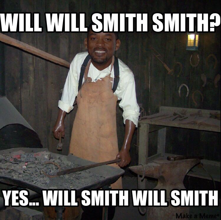 Will will smith smith