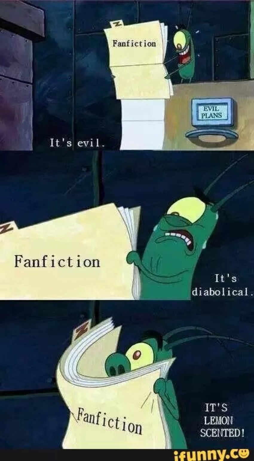 Lemon Scented Fanfiction Fanfiction Know Your Meme