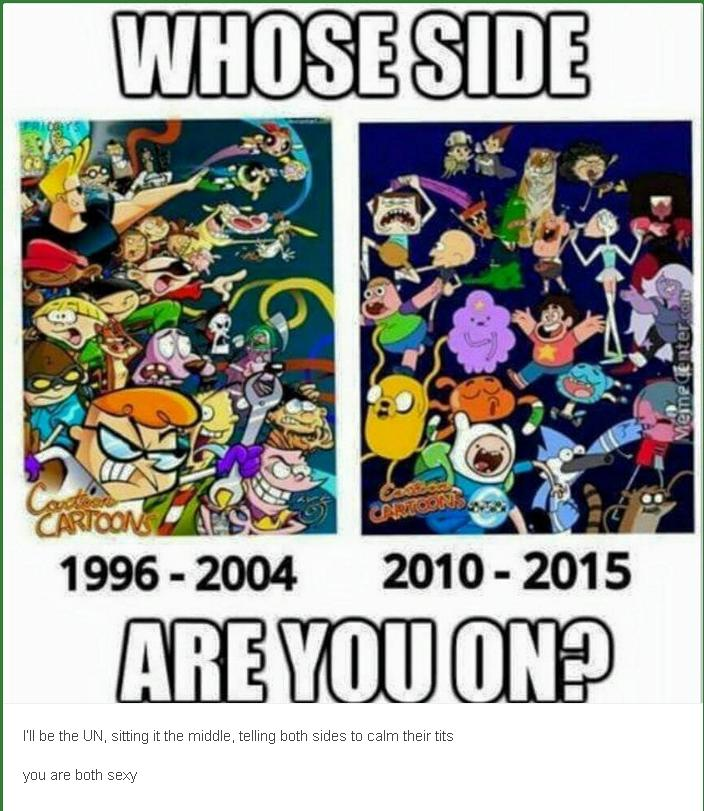 The lack of flapjack disturbs me cartoon network know your meme whoseside be 1996 2004 2010 2015 are you on sexy thecheapjerseys