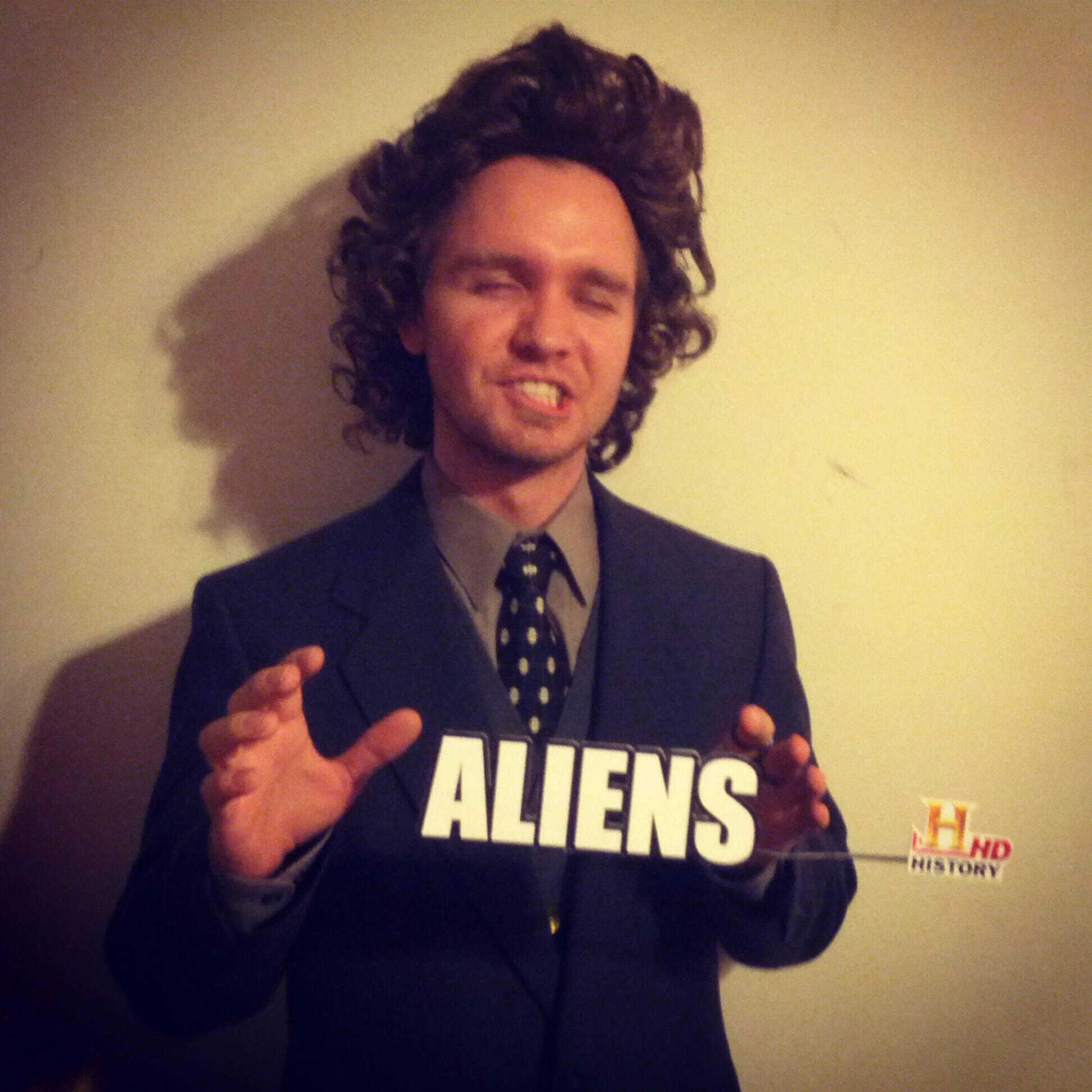 ancient aliens costume halloween know your meme