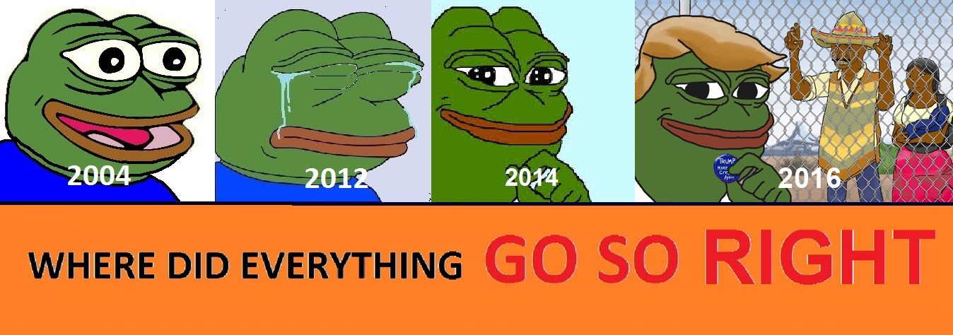 8dc when did everything go so right? donald trump know your meme