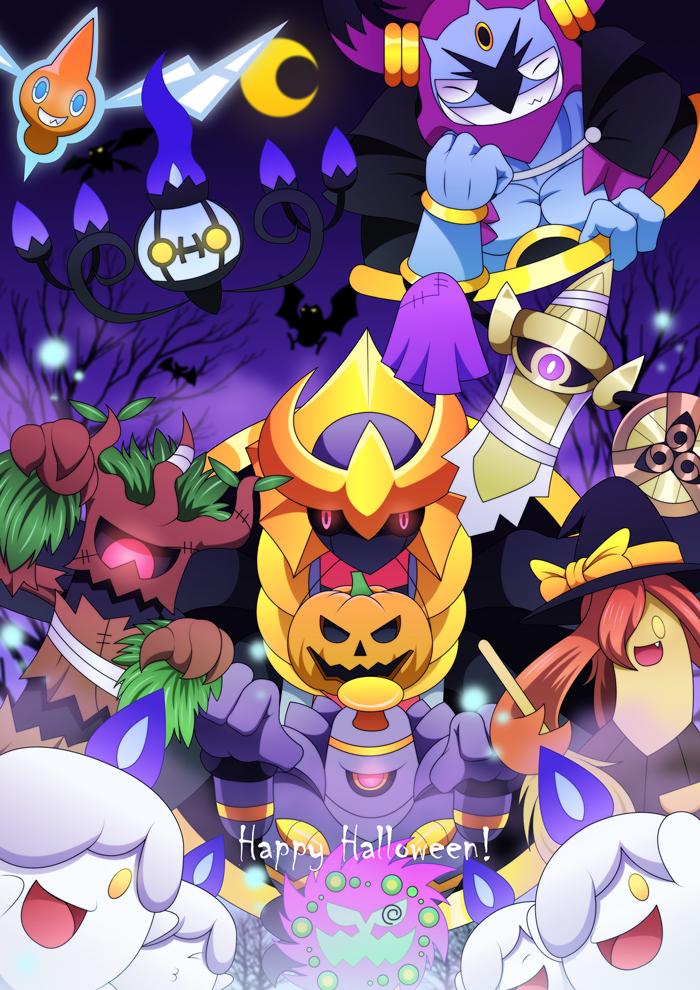 happy halloween pokémon know your meme