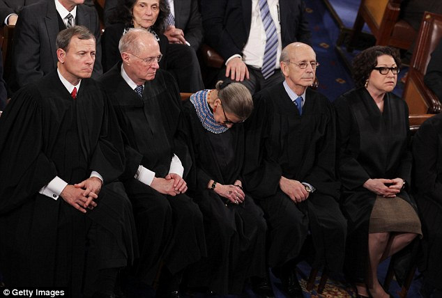 Image result for ruth bader ginsburg asleep cartoon