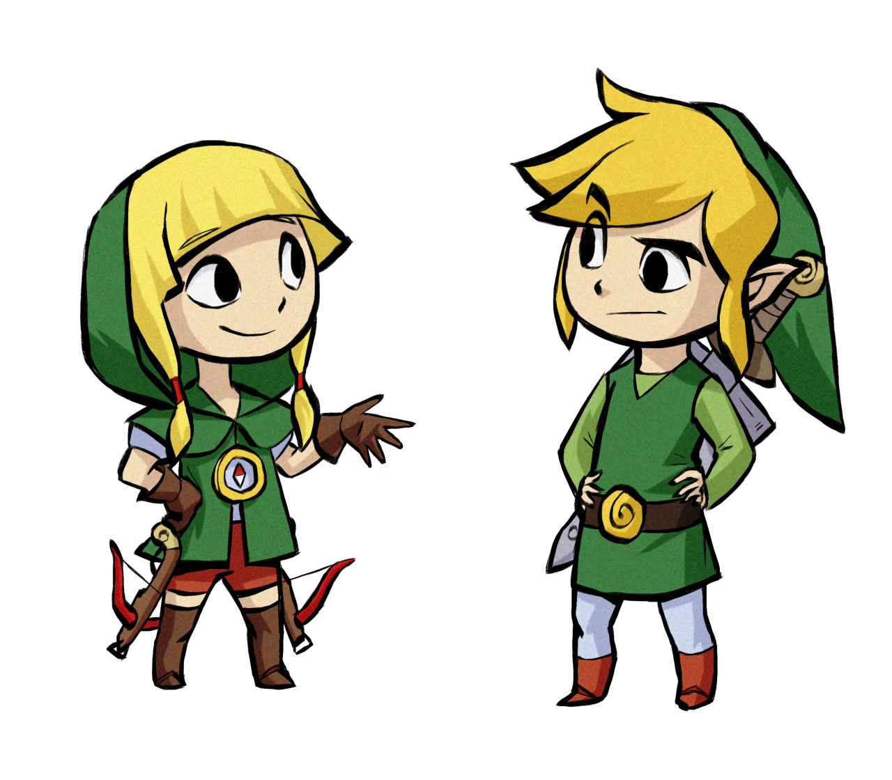 more toon linkle and toon link linkle know your meme