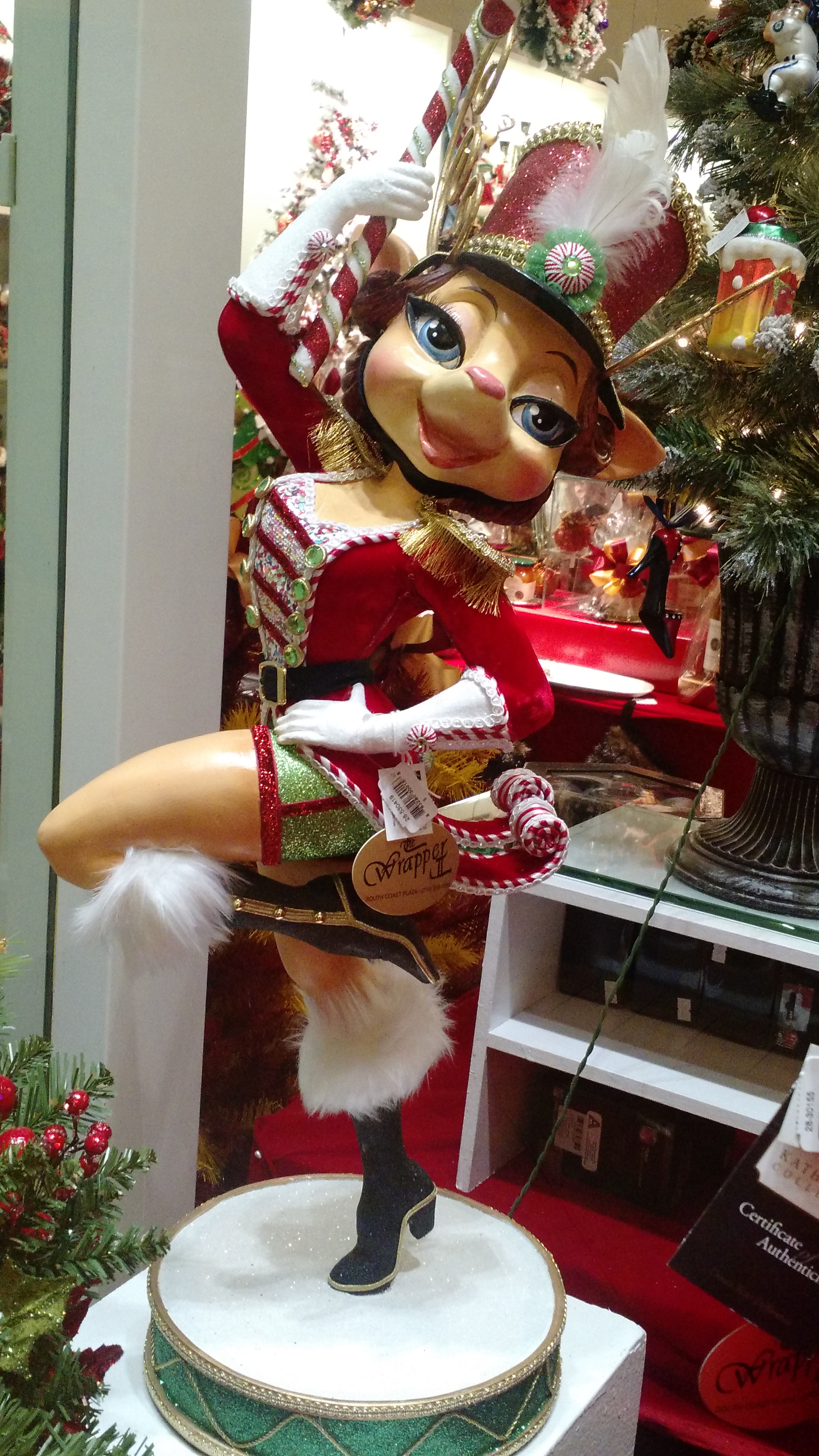 roa aut derpy hooves christmas christmas decoration - Christmas Furry