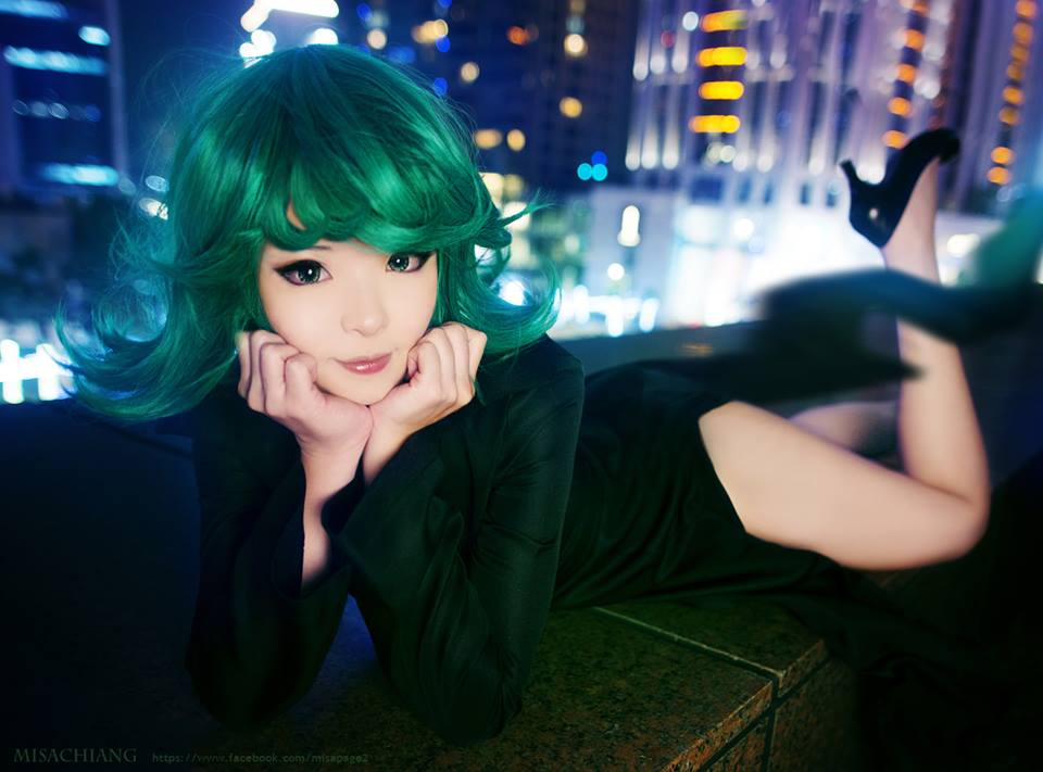 Tatsumaki Cosplay One Punch Man Know Your Meme