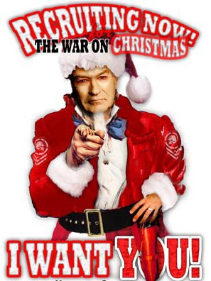 notes - The War On Christmas