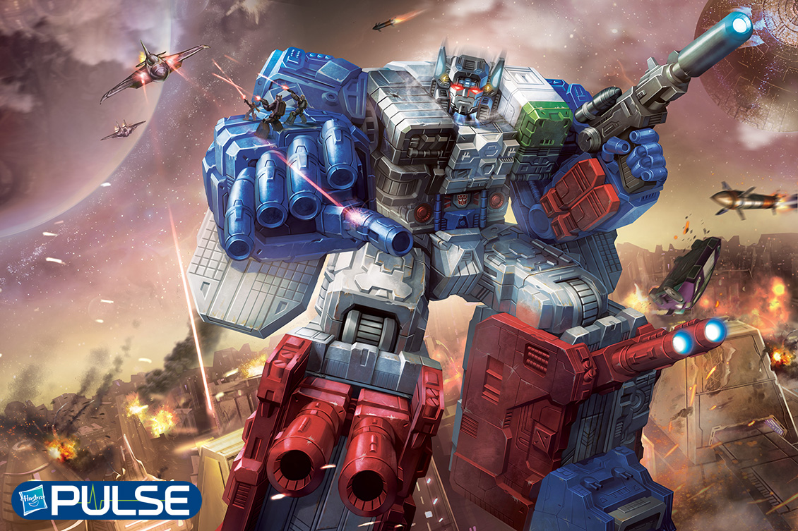 Transformers Generations Titans Return Fortress Maximus