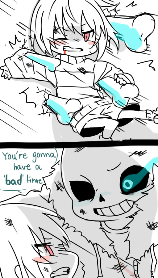 timeless design ce0ab 3d6d5 Bad time | You're Gonna Have a Bad Time | Know Your Meme