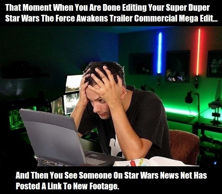 star wars geek problems star wars know your meme