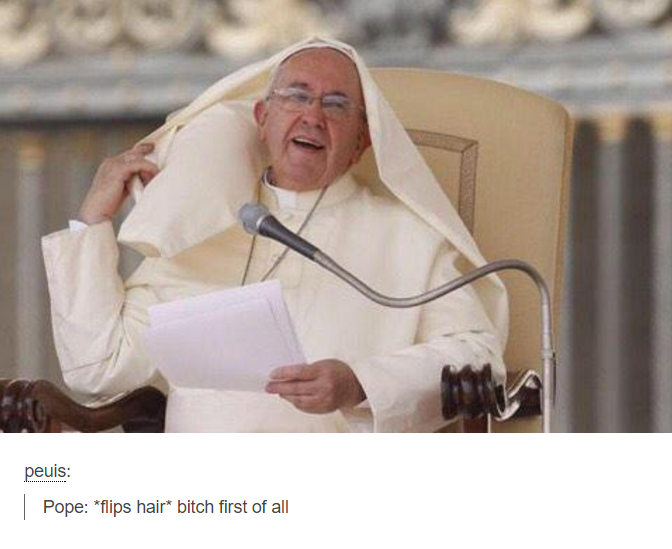 Pope francis tells gay man god made you like this', in radical departure