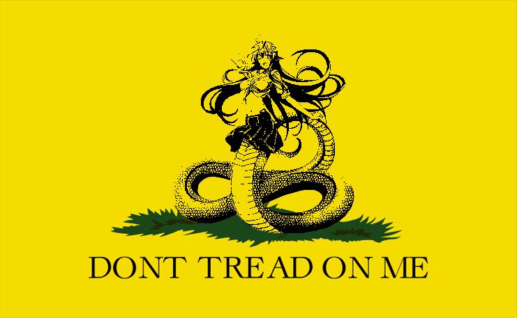 don t tread on miia gadsden flag don t tread on me know your meme