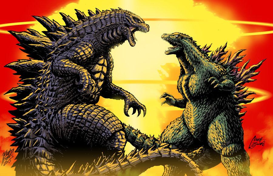 Godzilla vs Godzilla