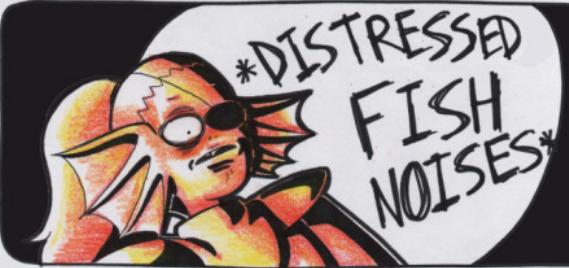distressed fish noises undertale know your meme