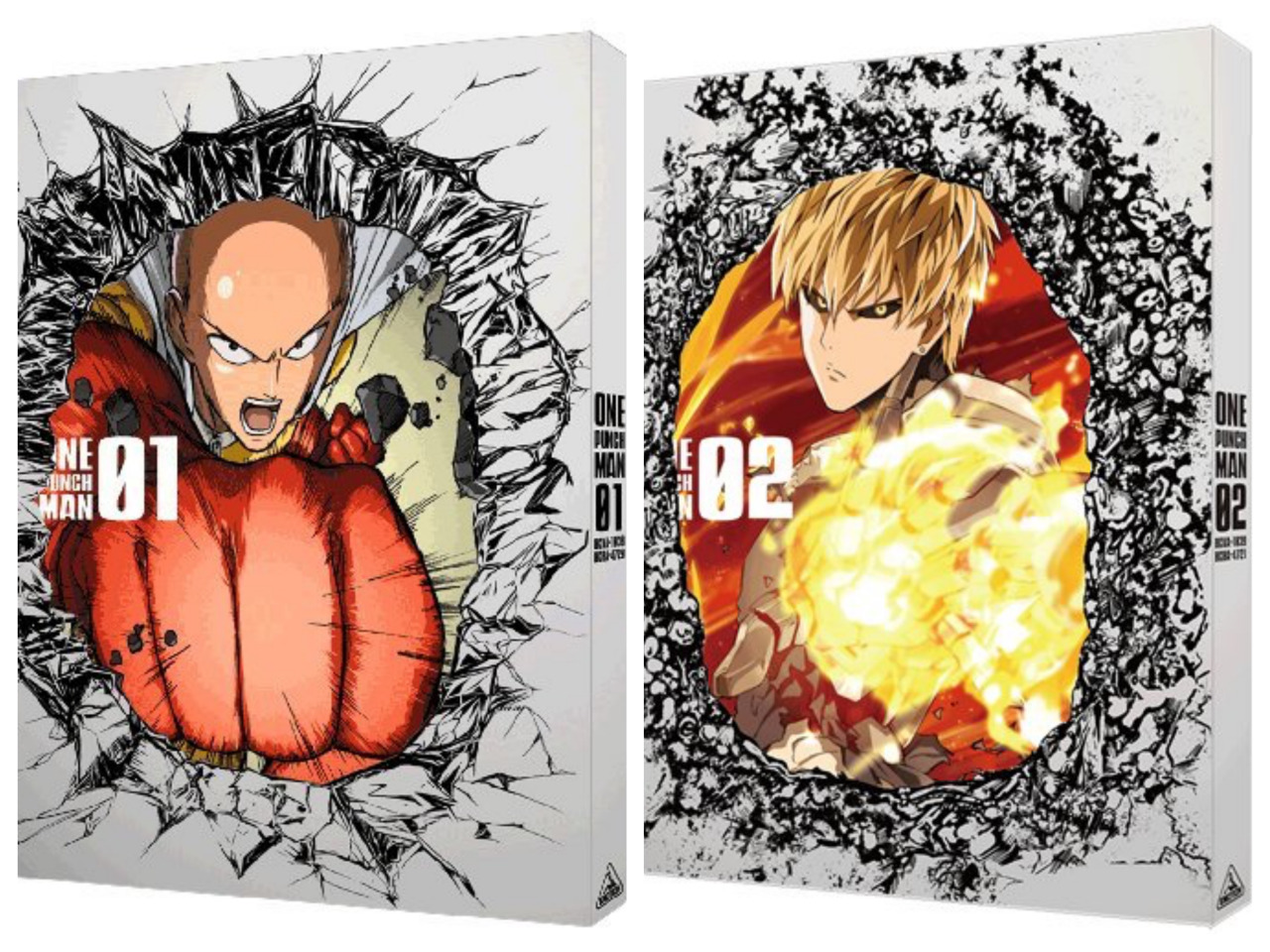 One-Punch Man Season 1 & The 7 OVAS | One-Punch Man | Know Your Meme