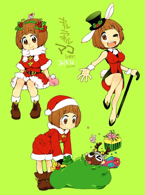 christmas bunny | Kill la Kill | Know Your Meme