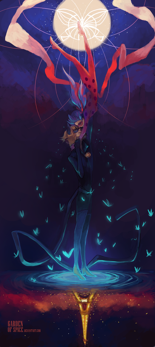 Rise Before You Fall By Gardenofspice Miraculous Ladybug Know