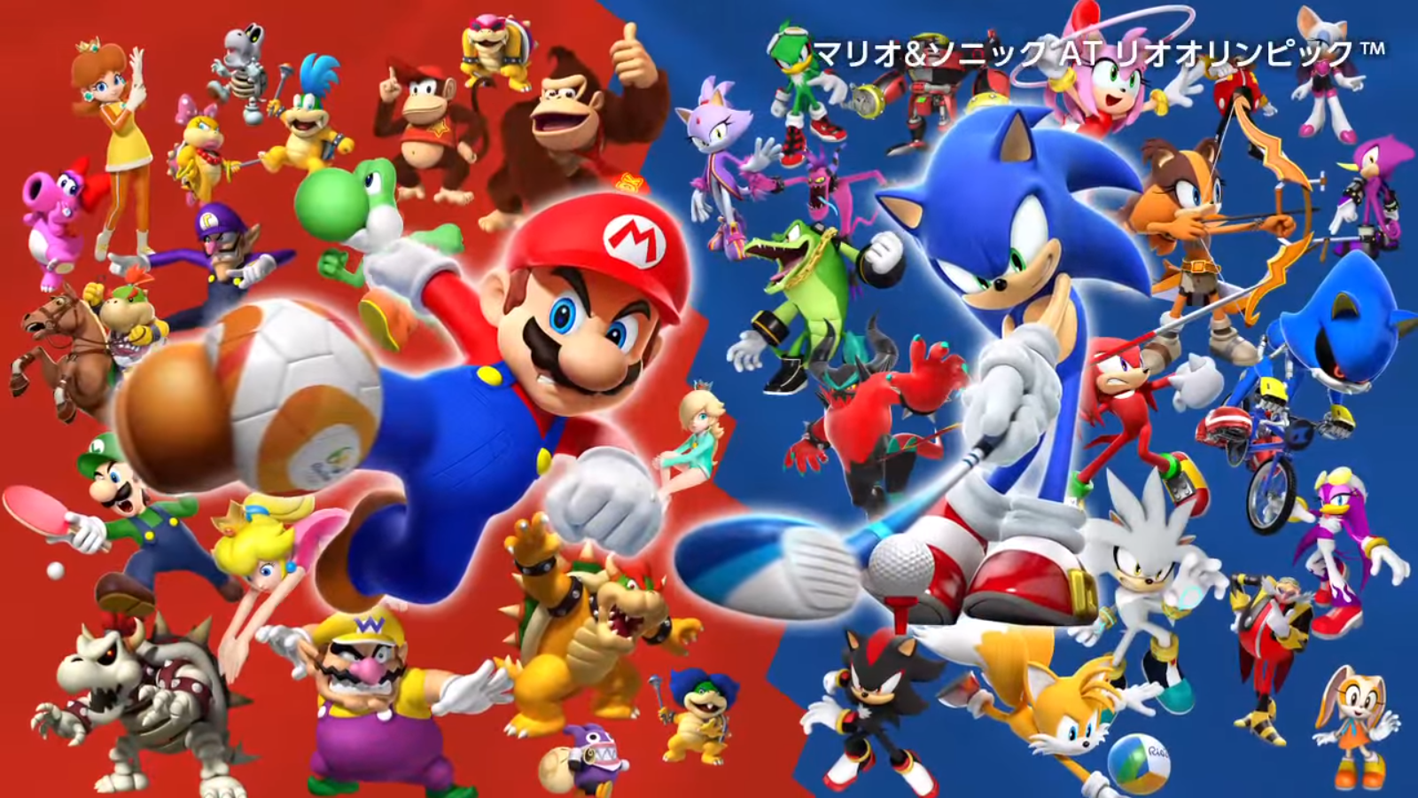 rio 2016 character roster sonic the hedgehog know your meme