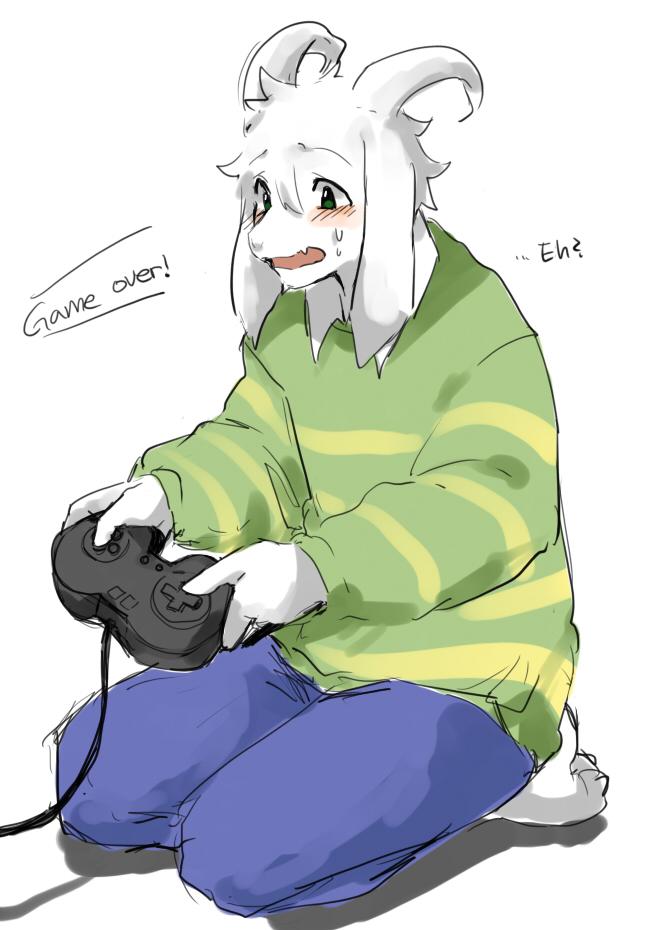 git gud goat guy | Undertale | Know Your Meme