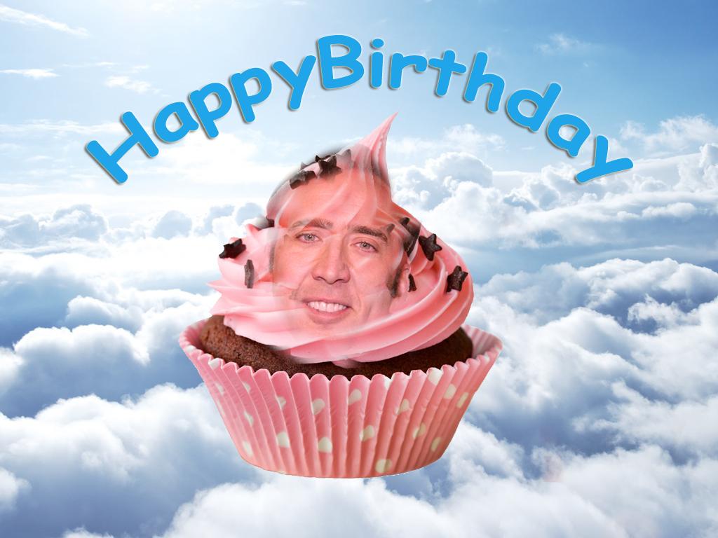 nicolas cage birthday Birthday Card (Nicolas cage} | Nicolas Cage | Know Your Meme nicolas cage birthday